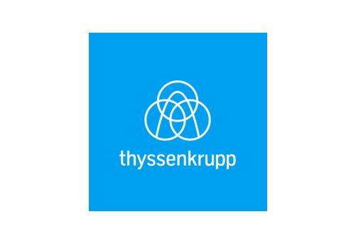 SCMbest Thysengrupp logo referensseihin